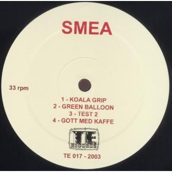 Frak / Smea - Split LP - Börft Records - BÖRFT 104