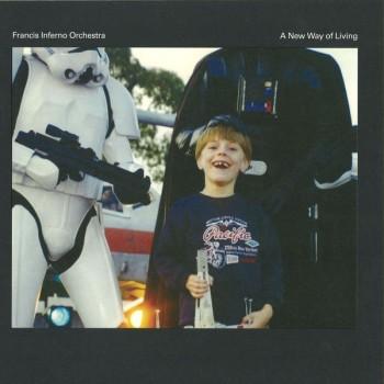 Francis Inferno Orchestra - A New Way Of Living - Voyeurhythm - VRLP01
