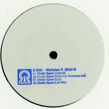 Nicholas ft. Nikki-O  - Ghetto Opera - X Masters