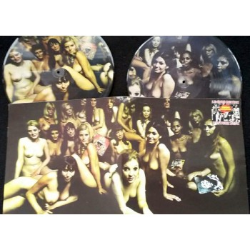 The Jimi Hendrix Experience - Electric Ladyland - Track Record - 613008/9