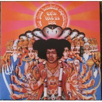 The Jimi Hendrix Experience - Axis Bold As Love Label - QIAG - 6281