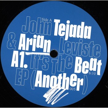 John Tejada and Arian Leviste - It's The Beat - Another - ATR005