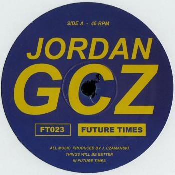 Jordan GCZ - Digitalis -Future Times - FT023