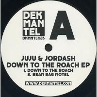 Juju and Jordash - Down the roach EP - Dekmantel / DKMNTL 026