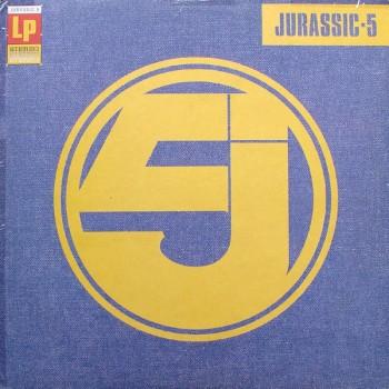 Jurassic 5 - Jurassic 5 - PAN - PAN 015 LP PIAS Recordings 