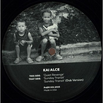 Kai Alce - Sunday Transit - People Of Earth - POEM 001