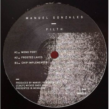 Manuel Gonzales - Filth - Wicked Bass - WB015