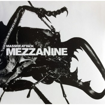 Massive Attack - Mezzanine - Virgin Circa