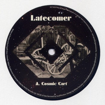 Latecomer – Cosmic Cart - Motor City Drum Ensemble / MCDE1208