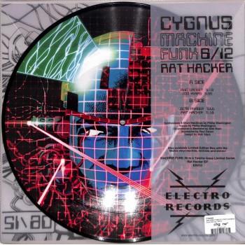 Cygnus Machine Funk 6/12 - Rat Hacker EP - Electro Records