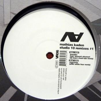 Mathias Kaden - Studio10 by DJ KOZE RMX/AFFKT - Vakant Remix VR06