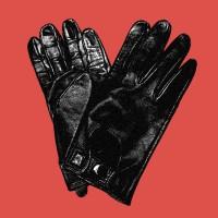 Arnaud Rebotini - Shiny Black Leather - Mannequin