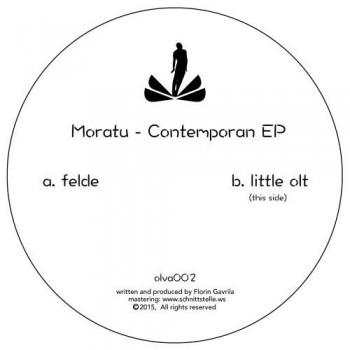 Moratu - Contemporan EP - Oldvavis - OLVA002