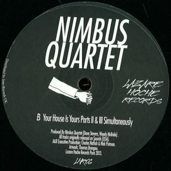 Nimbus Quartet – Later Lover - Lazare Hoche Records – LHR06
