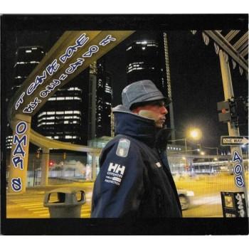 Omar S - It Can Be Done, But Only I Can Do It CD - FXHE