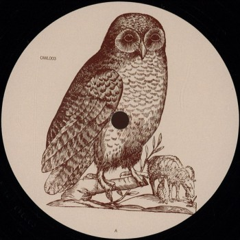 Unknown Artist  - Untitled - Owl - OWL003
