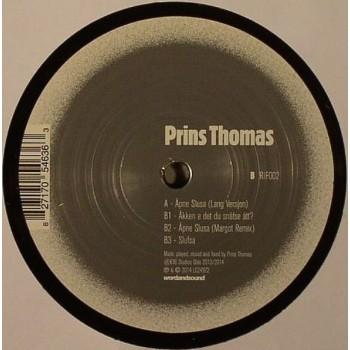 Prins Thomas - Apne Slusa - Rett Fletta - RIF002
