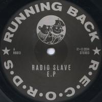 Radio Slave - Radio Slave E.P - Running Back - RB013