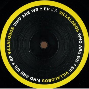 Ricardo Villalobos - Who are we EP - Raum Musik / MUSIK039