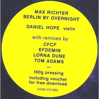 Max Richter and Daniel Hope - Berlin By Overnight - Deutsche Grammofoon