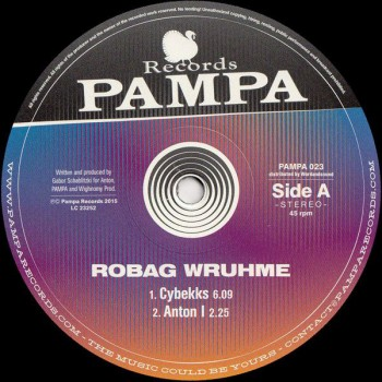 Robag Wruhme - Cybekks - Pampa