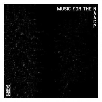 Various ‎– Music For The NAACP - Running Back ‎