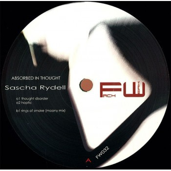 Sascha Rydell - Absorbed In Thought - Fachwerk