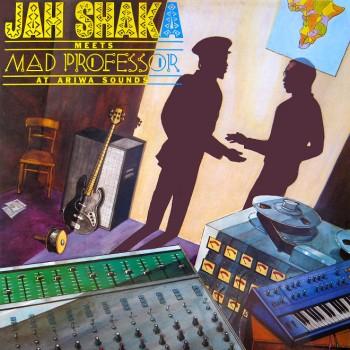 Jah Shaka Meets Mad Professor – At Ariwa Sounds - Ariwa / SALP 084