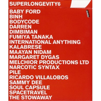 Various - Superlongevity 6 - Perlon CD