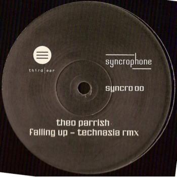 Theo Parrish - Falling Up - Technasia Remixes - Synchro 00 Third Ear