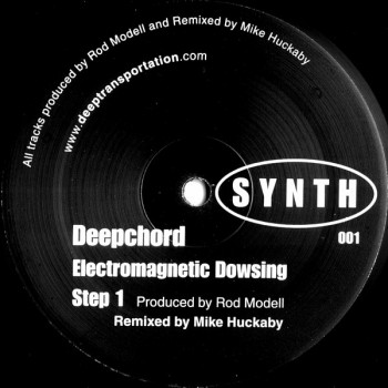 DeepChord ‎- Electromagnetic Dowsing - S Y N T H ‎- SYNTH 001
