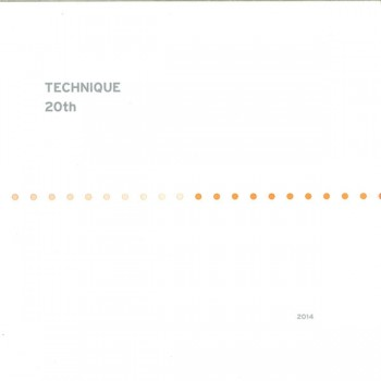 Various Artists - TECHNIQUE 20TH ANNIVERSARY (3X12 VINYL ONLY) -  JP Technique / TECHNIQUE20TH