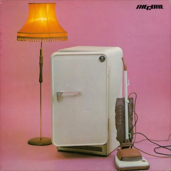 The Cure - Three Imaginary Boys - Not On Label - 244163