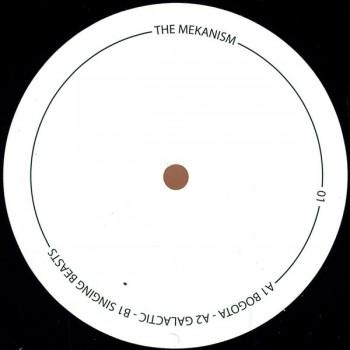 The Mekanism - Worx 01- WORX001