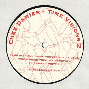 Chez Damier- Time Visions 2 (incl Carl Craig Remix) - Mojuba