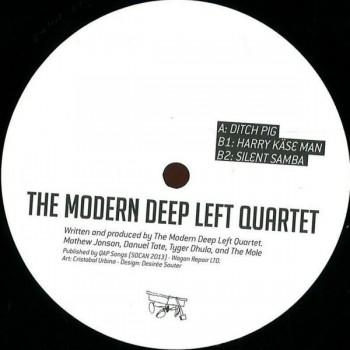 The Modern Deep Left Quartet - Ditch Pig - Wagon Repair Ltd - WRL012