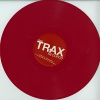 Various - TransTRAX (RED VINYL) - Trax Records - TX 0810