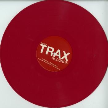 Various - TransTRAX (RED VINYL) - Trax Records - TX 0810