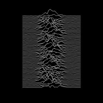 Joy Division – Unknown Pleasures - Factory – FACT 10