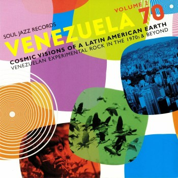 Various - Venezuela 70 Volume 2 - Soul Jazz Records