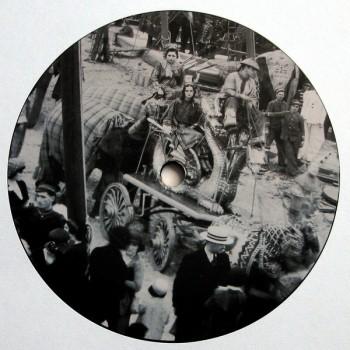 Vera and Ricardo Villalobos - VERIC EP - VINYL ONLY - Assemble Music AS04