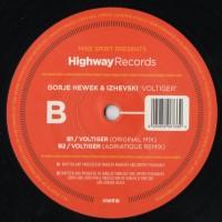 Gorje Hewek & Izhevski - Morning Bells - Highway Records