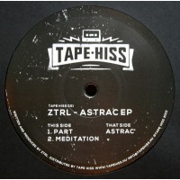 ZTRL - Astrac EP (Vinyl Only) Tape Hiss 001