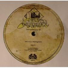 COLD CHILLIN INKSWEL - LEMONADE CITY EP - LUMBERJACKS IN HELL