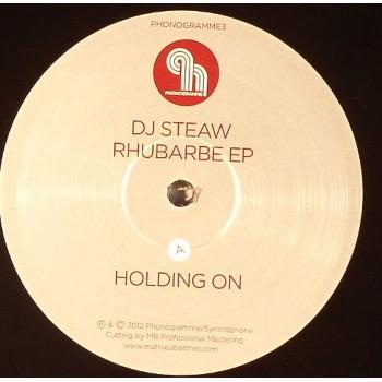 DJ STEAW - RHUBARBE EP - PHONOGRAMME 03