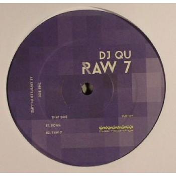 DJ QU - RAW 7 - STRENGTH MUSIC