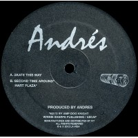 Andres - Second Time Around EP - LA VIDA