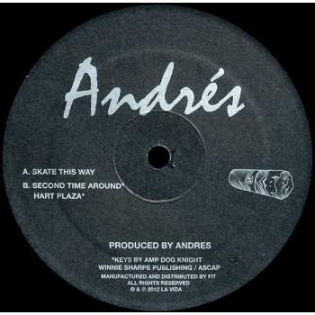 Andres - Second Time Around EP - LA VIDA