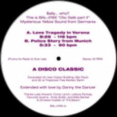 DANNY THE DANCER PRESENTS OTO GELB - A DISCO CLASSIC - BALIHU