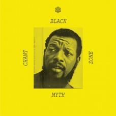 BLACK ZONE MYTH CHANT - STRAIGHT CASSETTE - LAITDBAC RECORDS